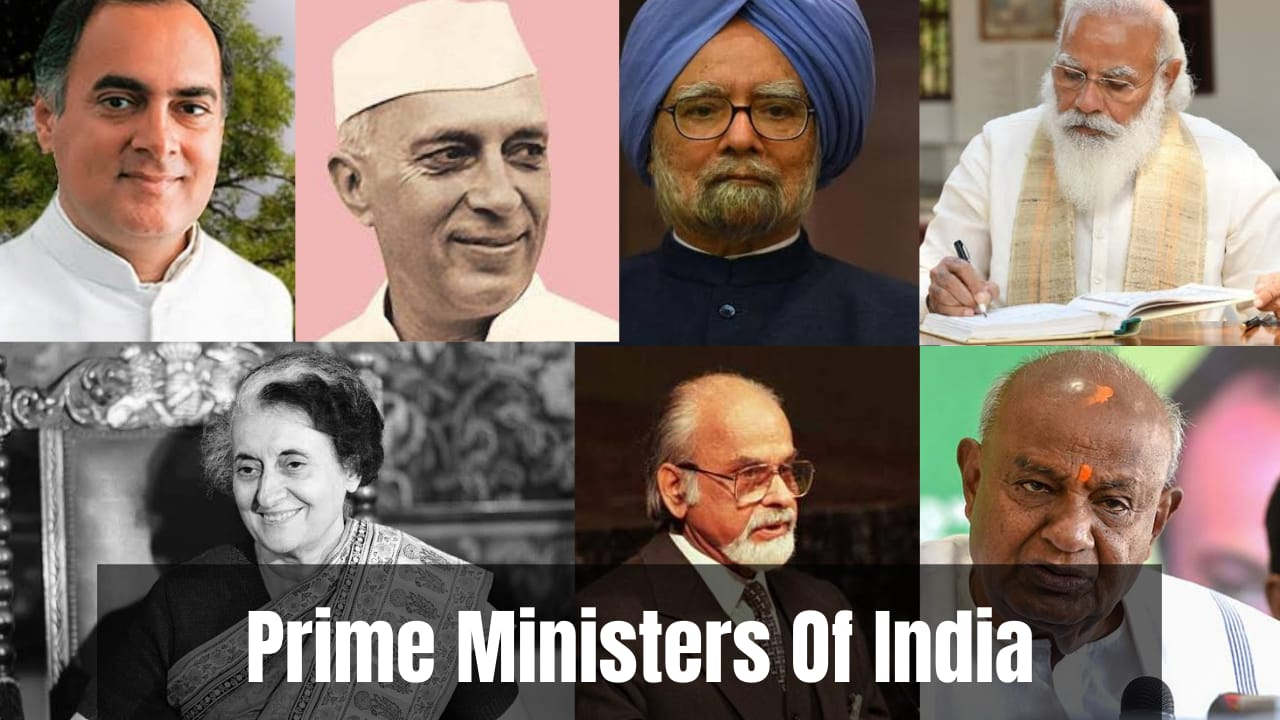Prime Ministers Of India | Indian Prime Ministers | Amku Education