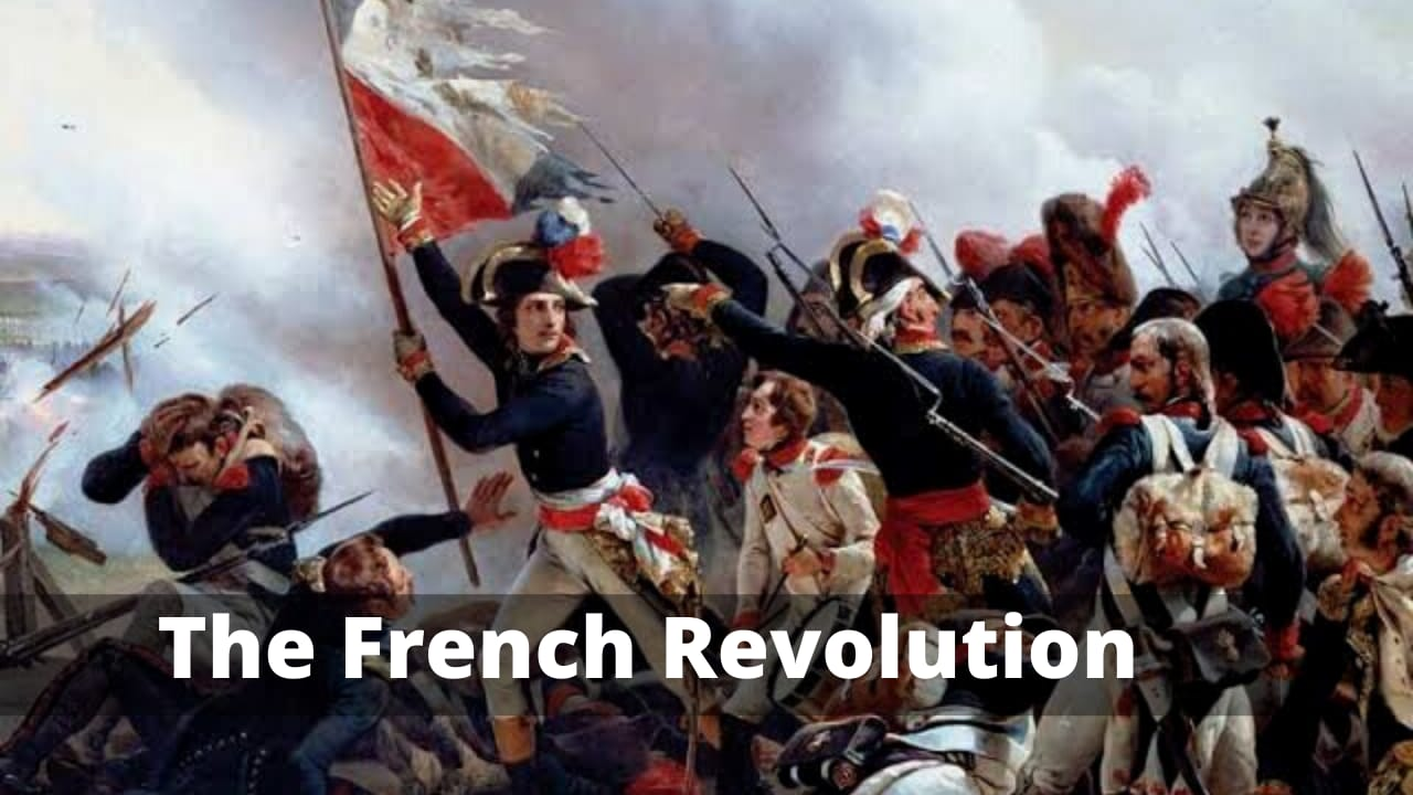 The French Revolution | History | Causes | Amku Education